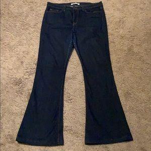 Dark wash flare J BRAND Jeans